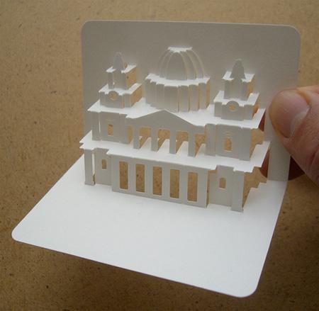 创意3D名片